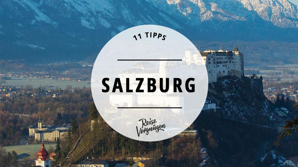 Salzburg cover image