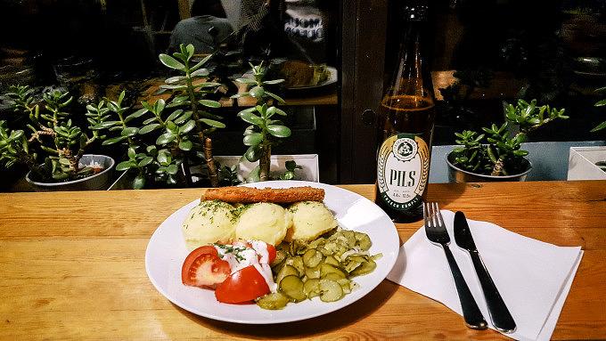 vegane Hotspots, Lokal Vegan Bistro, Warschau