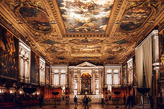 Venedig, Museen virtuelle Touren