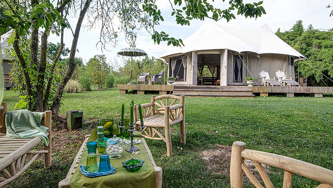 Glamping Canonici