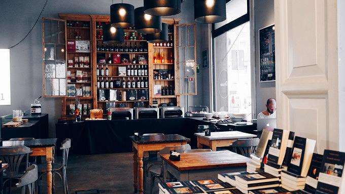 Bistrot Libreria_Rom_Italien