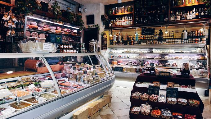 Feinkost_Rom_Italien