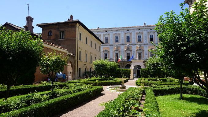 Villa Farnesina_Rom_Italien