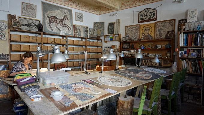Mosaikhandwerk_Rom_Italien