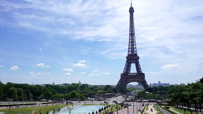 Place du Trocadéro_Paris