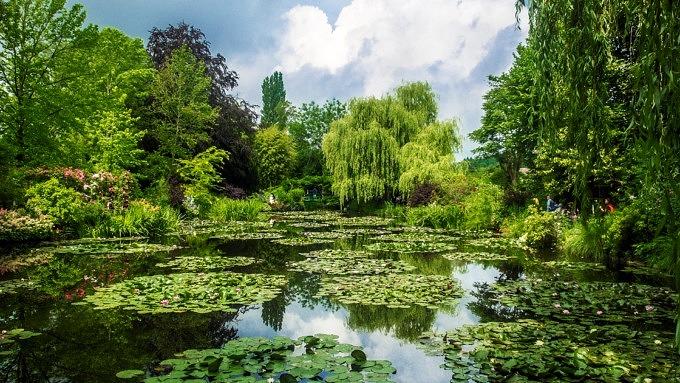 Gärten Monet_Giverny