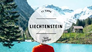 Liechtenstein Reisetipps