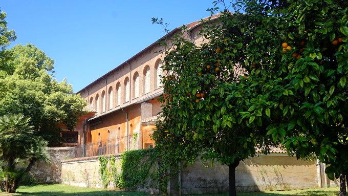 Orangengarten_Rom_Italien