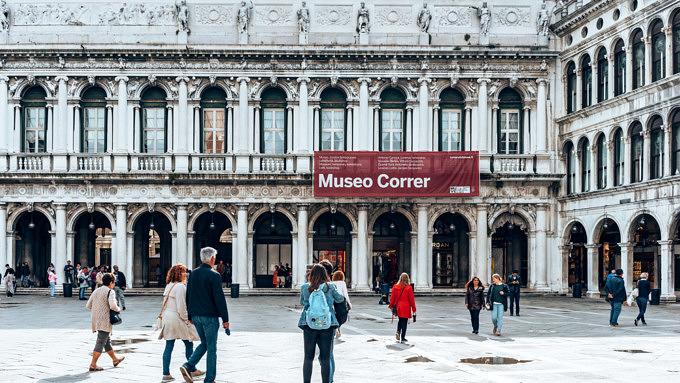 Museen Venedig Museo Correr