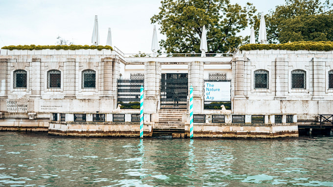 peggy guggenheim museum in Venedig