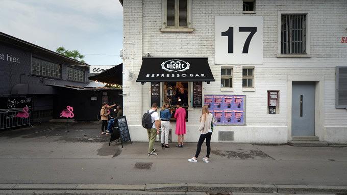 ViCafe Geroldstrasse