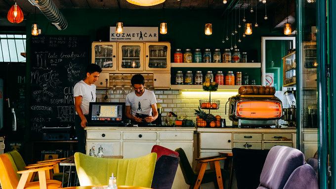 Kafe Kozmetičar