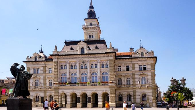 Trg Slobode Novi Sad