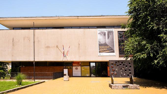 Museum für zeitgenössische Kunst Novi Sad