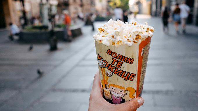 popcorn belgrad