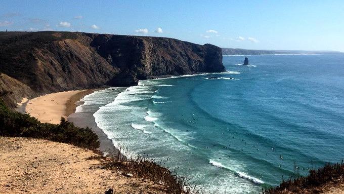Arrifana, Surfen Portugal