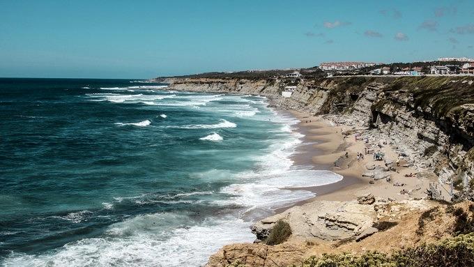 Ericeira, Surfen Portugal