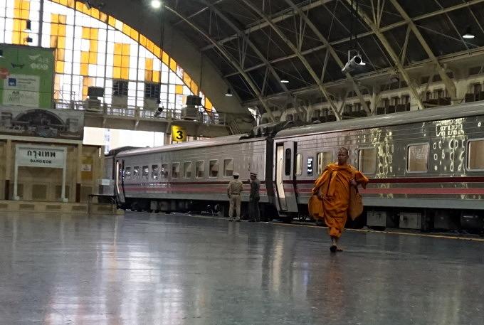 Thailand_Bahnhof Bangkok