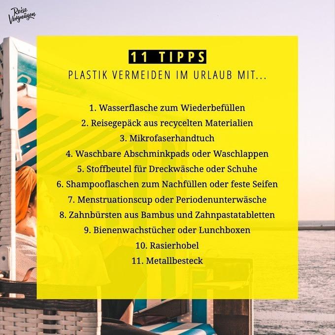 Plastik Nachhaltigkeit