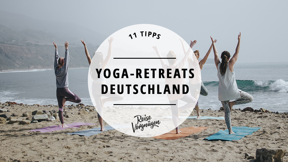 yoga retreats deutschland