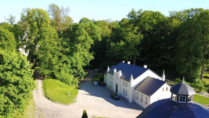 Schlösser Deutschland, Kleines Schloss Lanke_Wandlitz_Deutschland