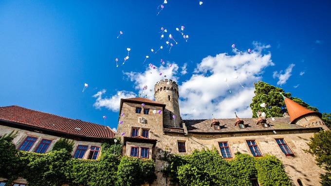 Schlösser Deutschland, Schloss Hohenstein_Ahorn