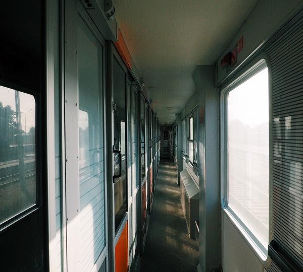 Zug Nachtzug Zugfahren