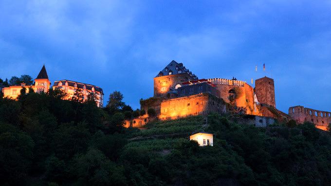 Burg Rheinfels | Schlosshotel Rheinfels