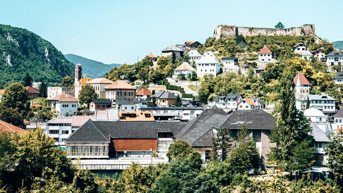 bosnien und herzegovina, jajce