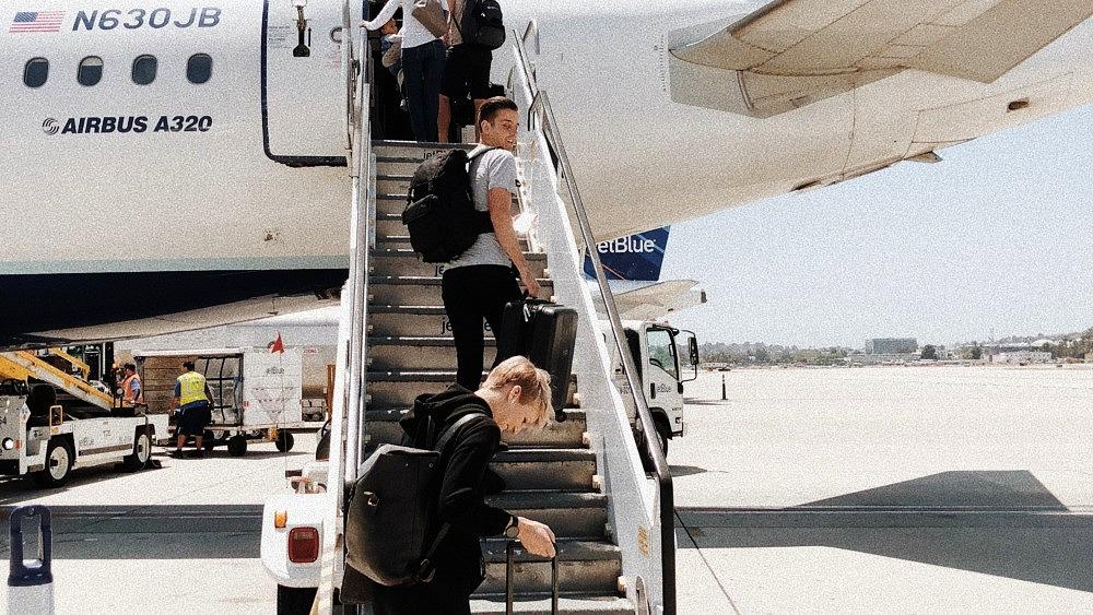 Flug kompensieren, Flugzeug, Passagiere