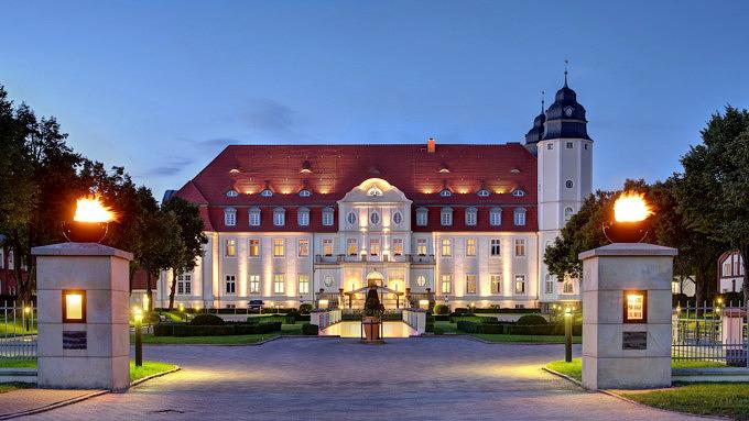 Schlösser Deutschland, Schloss Fleesensee_Deutschland