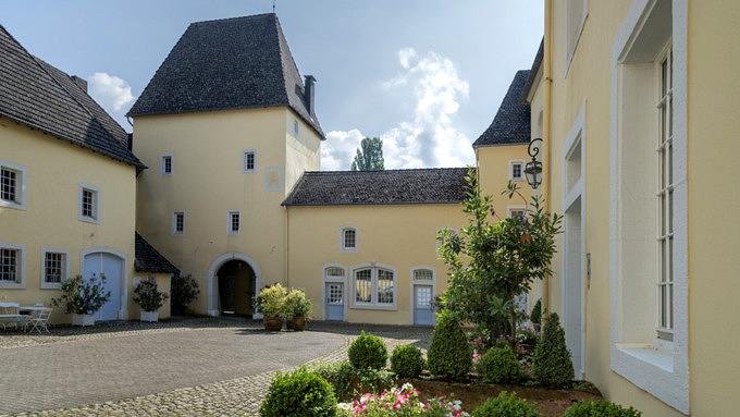 Schlösser Deutschland, Schloss Thorn_Mosel_Deutschland
