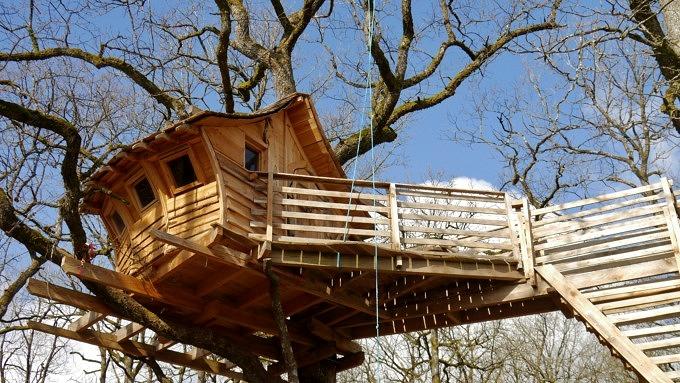 Uthando_Vit Tel Ta Nature_Baumhaus_Frankreich