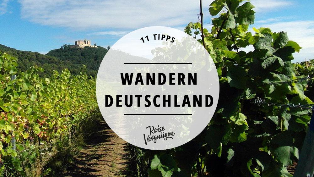 Wanderwege Deutschland