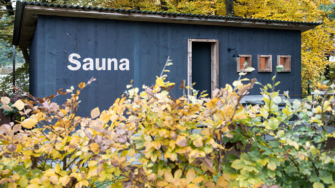 Gästehaus Berge, Unterkünfte mit Sauna