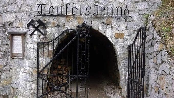 Besucherbergwerk Teufelsgrund