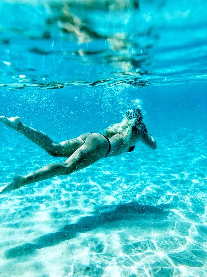 See Illetes auf Formentera