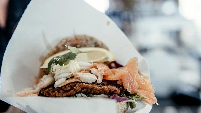 Lofoten Norwegen Urlaub Anitas Seafood