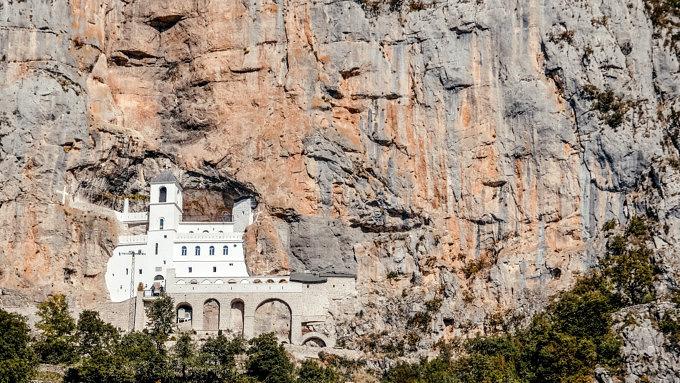 Manastir Ostrog, Montenegro Urlaub