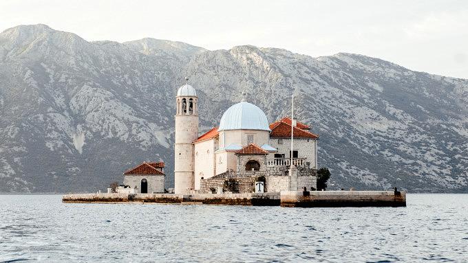 Perast, Bucht von Kotor, Montenegro Urlaub