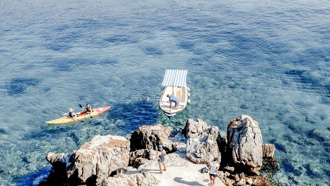 Montenegro Urlaub, Petrovac na moru