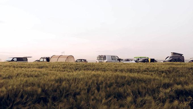 Campingplatz Klausdorfer Strand, Fehmarn