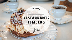 Restaurants in Lemberg