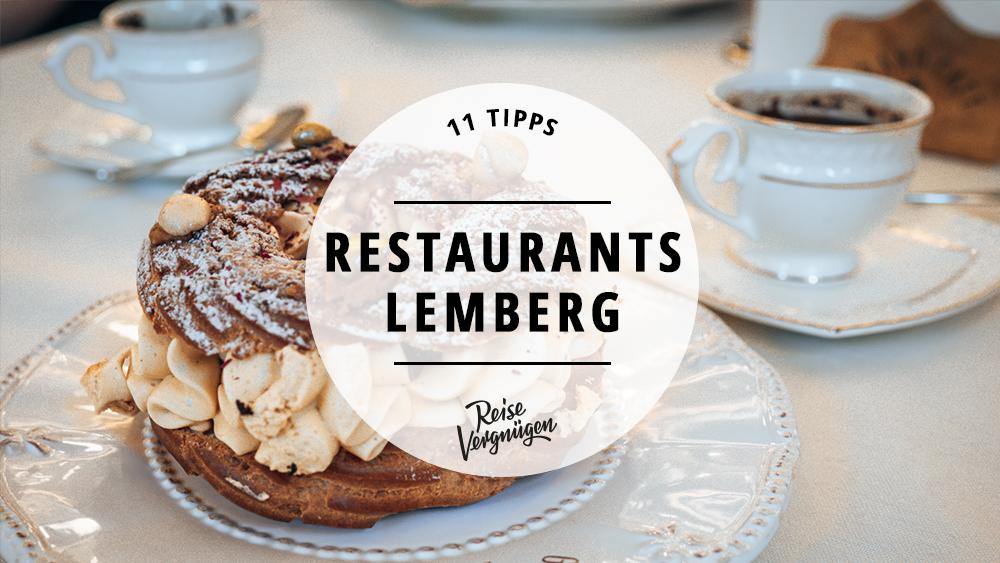 Restaurants in Lemberg