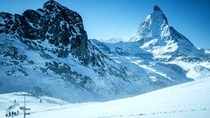 Winterurlaub, Schweiz, Matterhorn