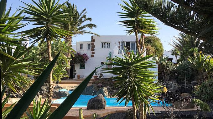 Finca Mimosa, Ferienwohnung auf Lanzarote