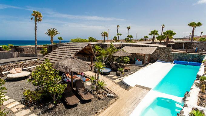 Finca de Arrieta, Ferienwohnung auf Lanzarote