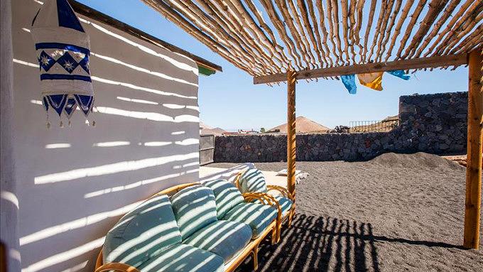 La Geria, Ferienwohnung auf Lanzarote