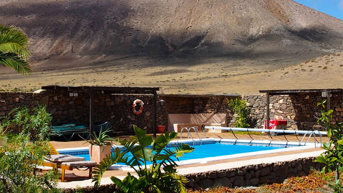 Casa Caldera,Ferienwohnung auf Lanzarote