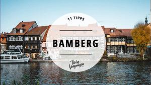 Bamberg, Sehenswürdigkeiten